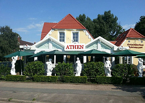 Restaurant Athen in Husum
